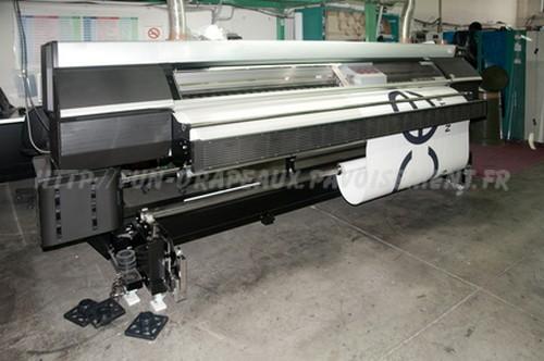 imprimante numerique grande taille - impression textile