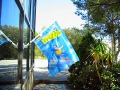 """Potences de mât et candélabre """"Street Wall"""" : la hampe murale pour drapeau publicitaire"""